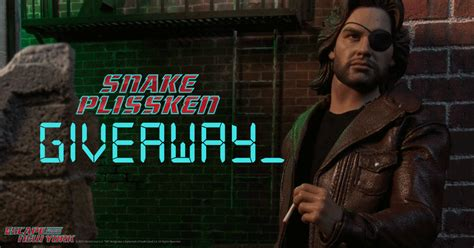 New York Giveaway - snake plissken escape from new york giveaway sideshow collectibles