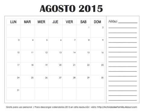 Calendario N Oviembre 2015 Descarga E Imprime Gratis Calendarios 2015 Con Espacio
