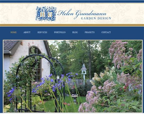 Garden Home Page Helen Grundmann Garden Design Clients Visualme