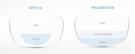 progressive bifocals bifocal vs progressive lenses globaleyeglasses