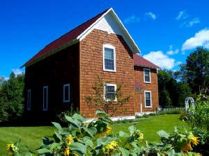 Sleeping Dunes Cabin Rentals by Benzonia Benzie County Michigan Cabin Cottage Vacation