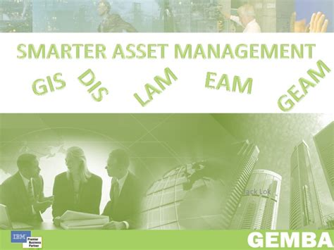 Mba Asset Management by 2010 Gemba Smarter Asset Management