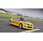 Hammond's Icons Renaultsport Clio V6  Top Gear