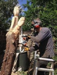 swing wizard gallery kev s wizard swing chainsaw carving sculpture