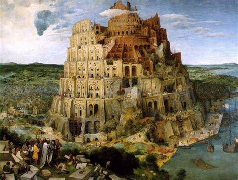 comment comprendre la tour de babel