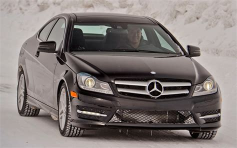 C350 Mercedes by Mercedes 4matic Winter Experience Photo Gallery