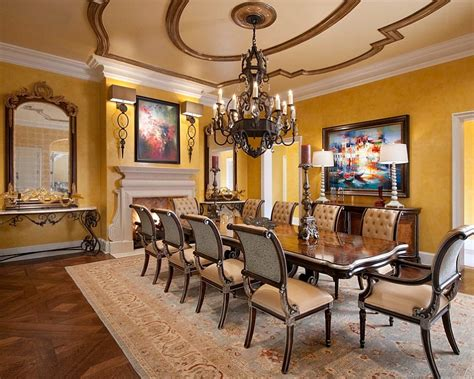 yellow dining rooms how to use yellow to shape a refreshing dining room