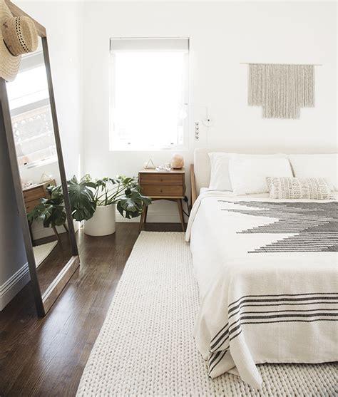how to create a minimalist bedroom 5 beautiful minimalist bedrooms 204 park