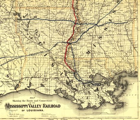 louisiana historical map maps at the louisiana state archives pdf