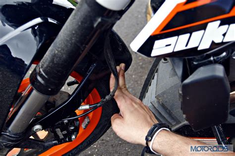 Ktm Duke 390 Road Test Ktm 390 Duke India Road Test Review 80 Motoroids