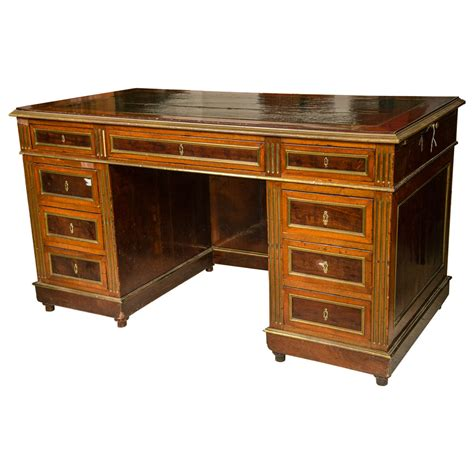 antique russian neoclassical knee desk at 1stdibs