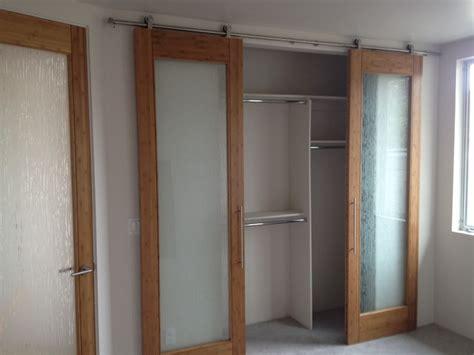 closet door ideas for bedrooms door styles bamboo door on barn door style hardware