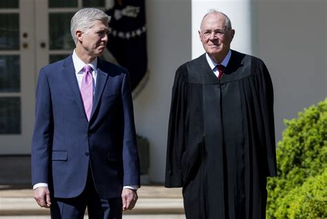From Biglaw To Mba by Replacing Justice Kennedy A Legacy Defining Achievement