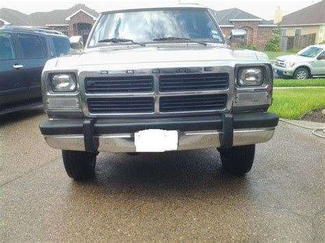 where to buy car manuals 1992 dodge ram wagon b250 instrument cluster find used 1992 dodge w 250 club cab le 4x4 5 speed manual first gen cummins in corpus christi