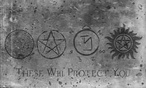 supernatural these will protect you by cammerel on