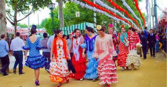 spain traditions in seville
