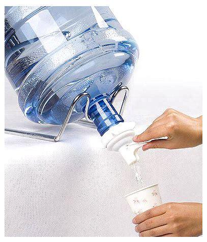 Dispenser Galon Air aqua valve and steel cradle gt h2o international sa