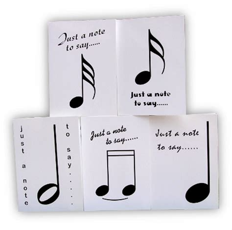 711 Gift Card Online - music cards just a note cards for musicians musical gifts online