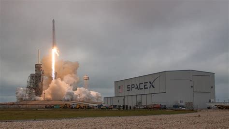 bid air spacex wins its 1st competitively bid air satellite