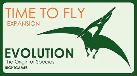 Lu Hid Evolution evolution time to fly expansion ludo boardgame bar and cafe
