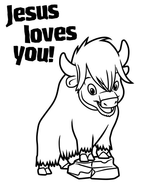 coloring pages jesus loves you preschool coloring page jesus loves you zak everest vbs