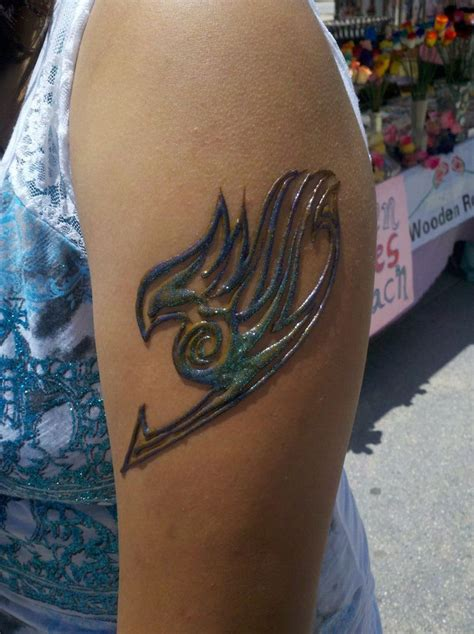 fairy tail tattoo henna by esmeralda1313 on deviantart