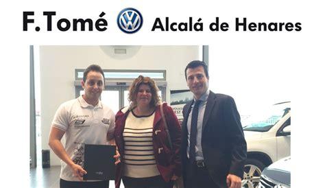 Vw Autocasion F Tome En Alcala De Henares by Enhorabuena A Marta Escribano Ganadora Sorteo De La