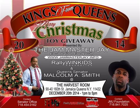 Free Toy Giveaways For Christmas 2014 - kings from queens merry christmas toy giveaway jamaica 311