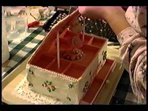How To Make A Cake Box Out Of Paper - jewelry box birthday cake for becca s 5th b day