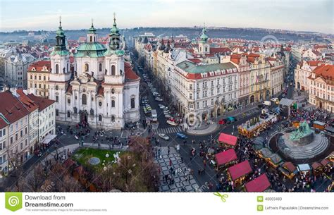 Small House Plans Free view of old town square and st nicholas church prague