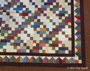 Quilt Borders Patterns by Pieced Borders Nickelquilts