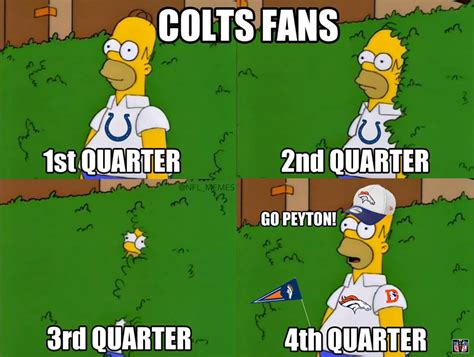 Indianapolis Colts Memes - indianapolis colts fans still complaining new england