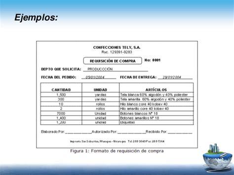 formato de requisici 211 n de materias primas youtube formatos de inventarios de compras y abastecimiento
