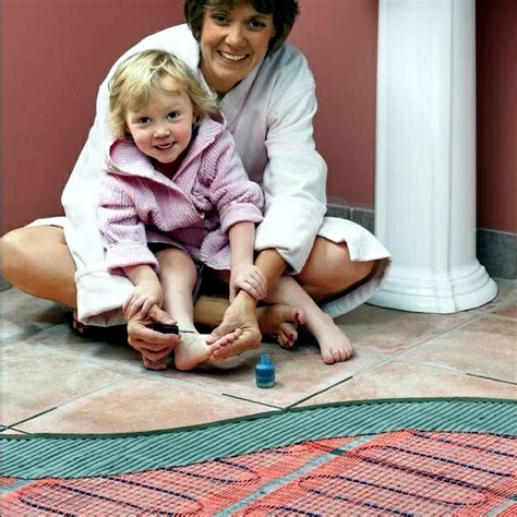 bathroom underfloor heating cost lay underfloor heating types costs advantages and disadvantages interior