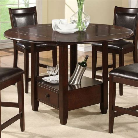 Counter Height Drop Leaf Table Counter Height Drop Leaf Table Dcg Stores