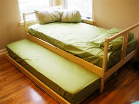 Cheap Trundle Bed by Hack Fjellse Trundle Bed Cheap For The Home