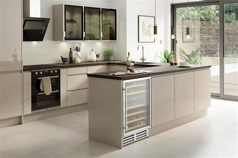 modern fitted kitchens from swansea home improvements
