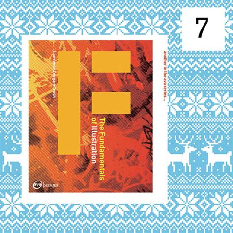 the fundamentals of illustration ava advent giveaway 07 december