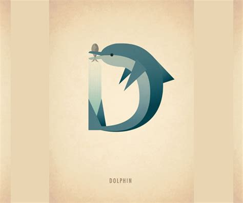 typography letters amazing animal typography in alphabets by reed