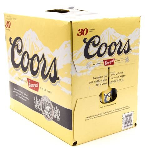 coors light 30 pack price does 30 pack of coors light cost decoratingspecial com