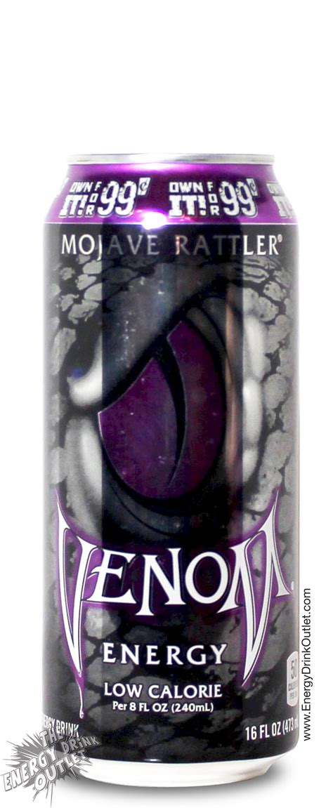 venom energy drink 8 oz venom energy drink black mamba 16oz pack of