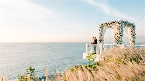 A Destination Wedding at Khayangan Estate   Gusmank