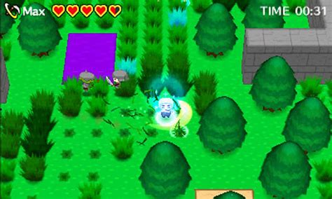 cutting grass games a 3ds game about cutting grass zelda style