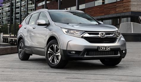 All New Honda Crv 2018 by 2018 Honda Cr V Pricing And Specs Turbo Five And Seven