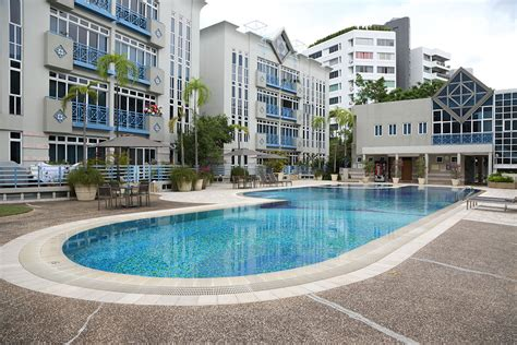 Garden City Swimming Pool Garden City Theme Serviced Apartment In Singapore Homestead