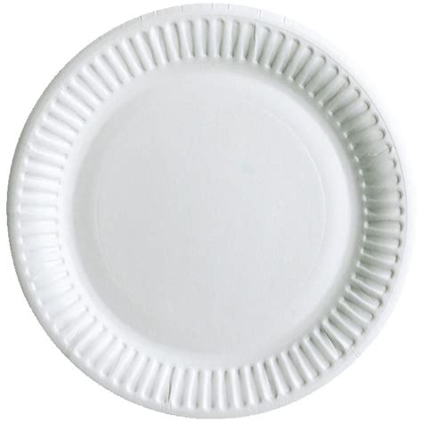 What To Make With Paper Plates - staples paper plate white 150 mm package 100 each staples 174