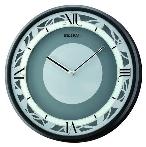 wall watch seiko emotional grey dial wall clock arlex jewelry watches clocks