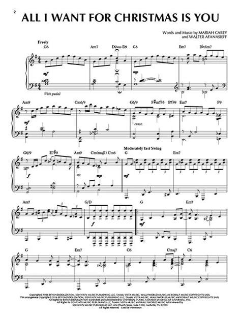 Noël - Jazz Piano Solos Series Volume 45 - Christmas