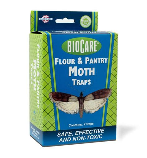 Flour And Pantry Moth Trap by Biocare Flour And Pantry Moth Trap Springstar