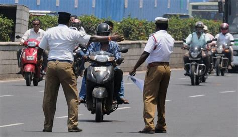 Bike Modification Rule In Nepal by Telangana Traffic Ties Up With Iib To Check Vehicle